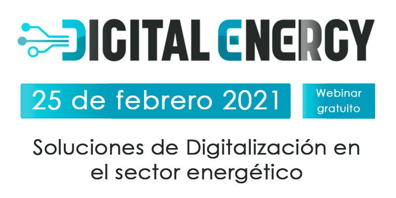Soluciones de digitalización en el sector energético