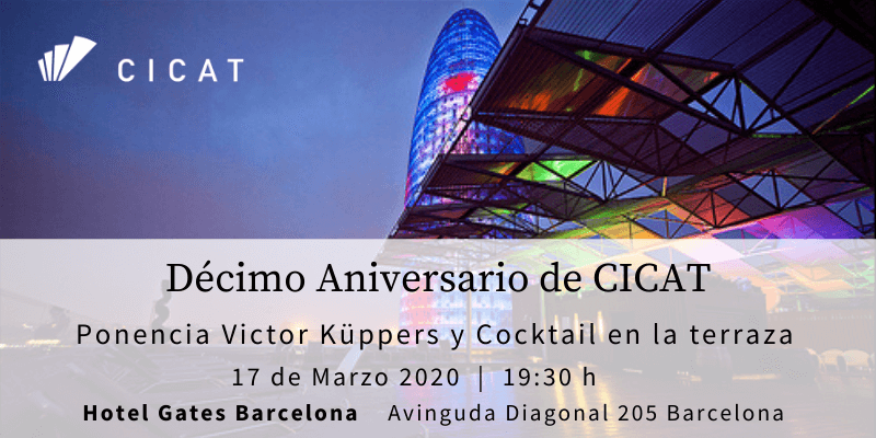 10º aniversario CICAT