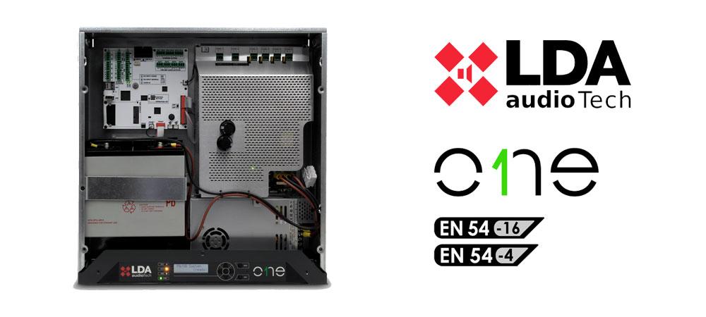 Nuestro socio LDA Audio Tech presentará la nueva función de su Sistema One en SICUR, la gran cita de la seguridad en España.