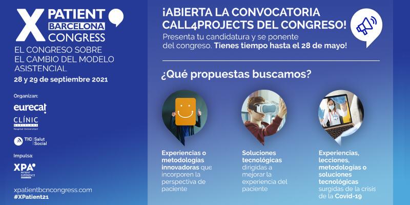 X Patient Barcelona Congress