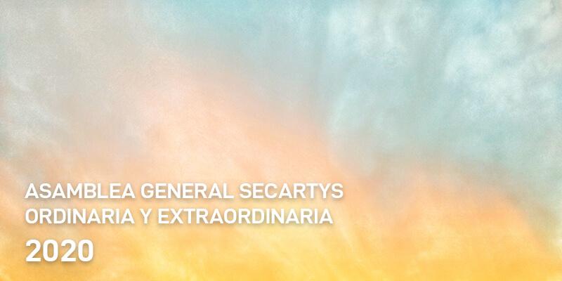 Asamblea General Ordinaria y Extraordinaria 2020