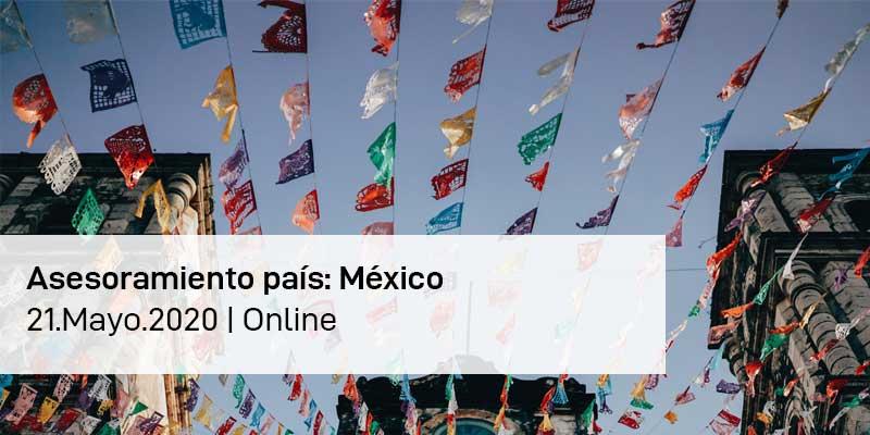 Asesoramiento país México