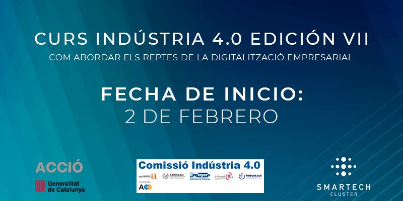 Curso Industria 4.0 - Cómo abordar los retos de la digitalización empresarial
