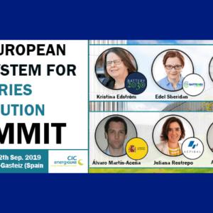 Batteries Summit 2019
