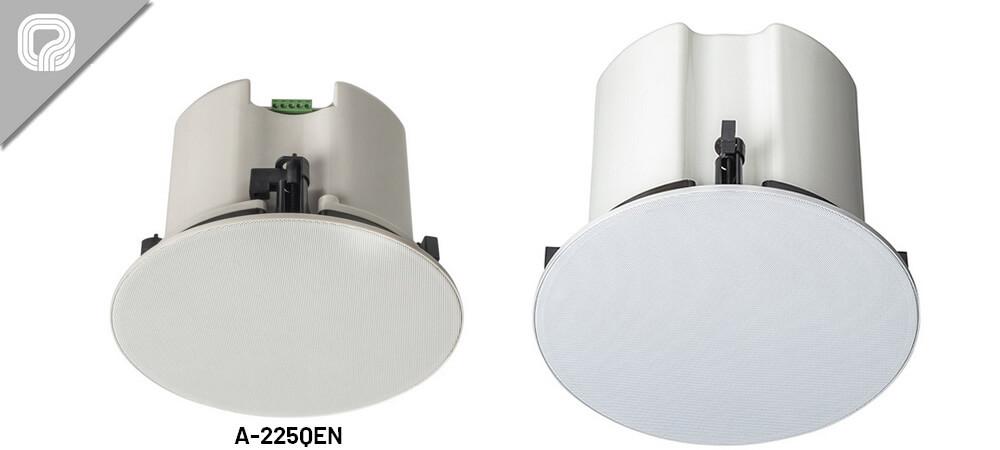 A-225QEN & A-226QEN | Cajas acústicas de techo EN 54