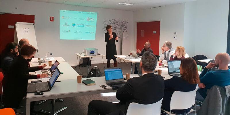 DOMOTYS participa en el Bootcamp y el Steering Committee del proyecto europeo Cyber Secure Light