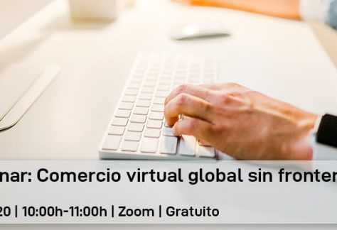 Webinar: Comercio virtual global sin fronteras