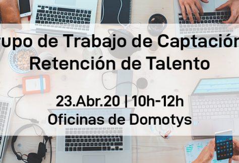 Grupo de Trabajo de Captación y Retención de Talento