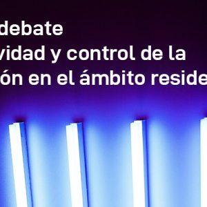 Conectividad y control de la iluminación en el ámbito residencial