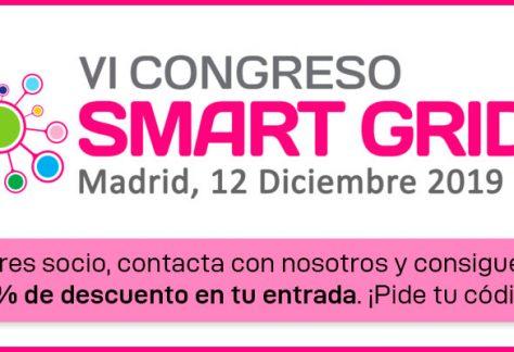 VI Congreso Smart Grids