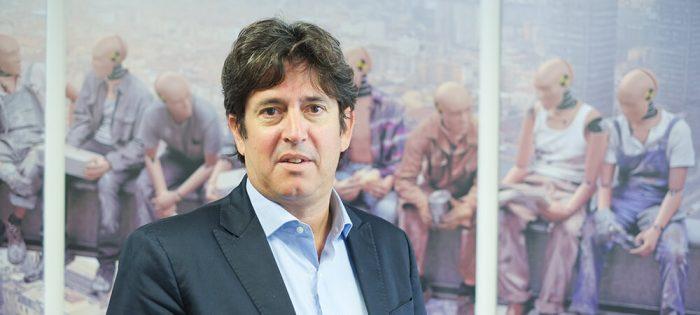 Entrevista a Paco Lari, director general de Salut i Treball