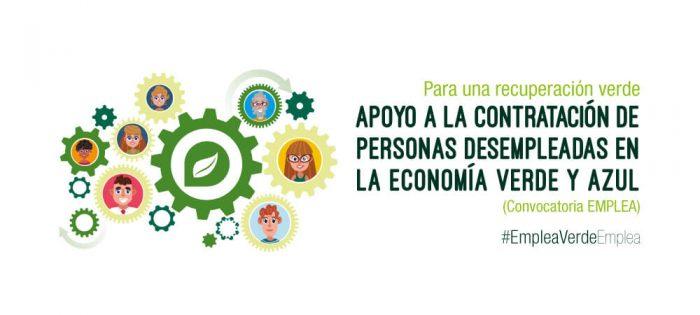5M de euros para apoyar la contratación de personas desempleadas