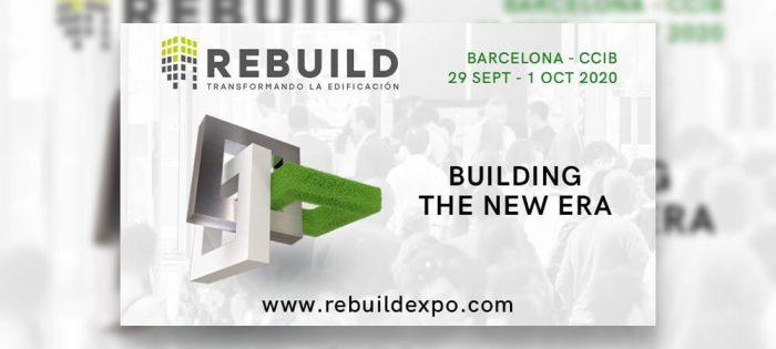 REBUILD 2020 reafirma su celebración en septiembre