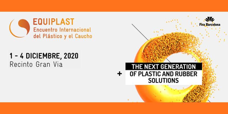 Equiplast: Encuentro Internacional del Plástico y el Caucho