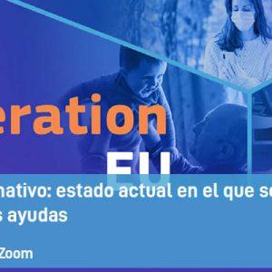 II Webinar: Fondos Next Generation UE para la transformación digital y ecológica