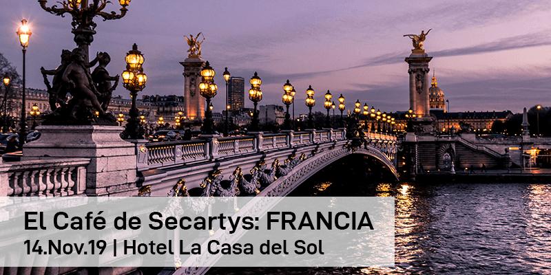El Café de Secartys: Las claves para introducir tu negocio en Francia