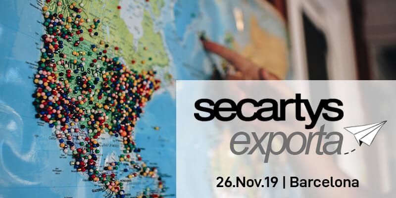 Secartys Exporta