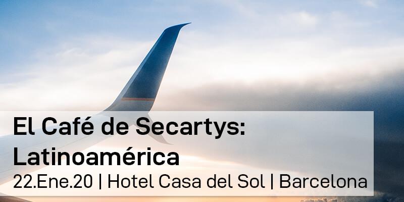El Café de Secartys: Latinoamérica
