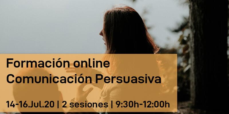 Formación online: Comunicación Persuasiva