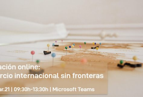 Formación online: Comercio internacional sin fronteras