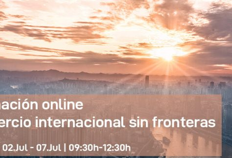 Formación: Comercio internacional sin fronteras (online)