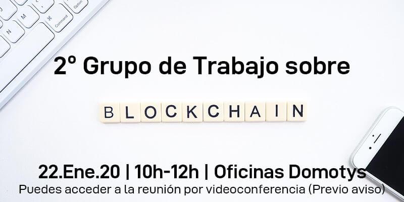 Grupo de Trabajo de Blockchain