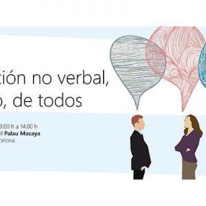Comunicación no verbal en todo, de todos