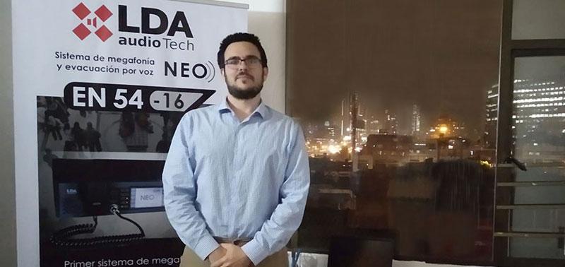 LDA audio tech abre nuevas oficinas comerciales en Bogotá Colombia