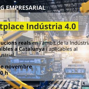Marketplace de soluciones Industria 4.0 - 02/11/2020