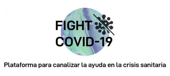 Plataforma para coordinar y apoyar los proyectos contra el COVID-19