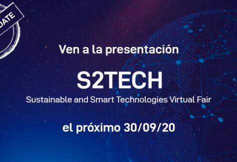 Presentación de la feria virtual S2TECH