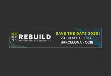 Rebuild 2020: Transformando la edificación