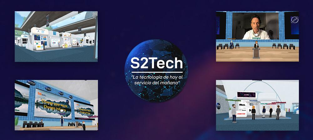 S2Tech nos trae una forma innovadora, cómoda y segura de hacer networking