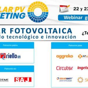 Webinar: Solar PV Meeting