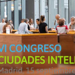 VI Congreso Ciudades Inteligentes