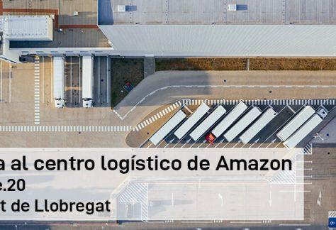 Visita al centro logístico de Amazon