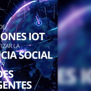 Despliegue de soluciones IoT para garantizar la distancia social en edificios y ciudades inteligentes