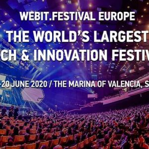 Webit.Festival Europe: El festival de tecnología e innovación