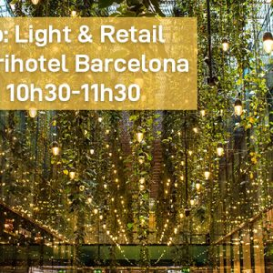 Workshop Light & Retail CICAT